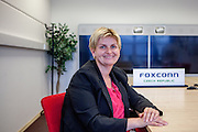 Bc. Jitka Kratochvílová - HR Director<br /> EMEA (Europe, Middle East, Africa, Australia) at the  Pardubice branch of Foxconn in Czech Republic. Foxconn Technology Group, is a multinational electronics contract manufacturing company headquartered in New Taipei, Taiwan. Foxconn is the world's largest electronics contractor manufacturer, and the third-largest information technology company by revenue.
