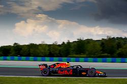 July 27, 2018 - Budapest, Hungary - Motorsports: FIA Formula One World Championship 2018, Grand Prix of Hungary, .#3 Daniel Ricciardo (AUS, Aston Martin Red Bull Racing) (Credit Image: © Hoch Zwei via ZUMA Wire)