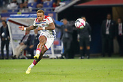 Depay Memphis of Lyon during the French championship L1 football match between Olympique Lyonnais and Amiens on August 12th, 2018 at Groupama stadium in Decines Charpieu near Lyon, France - Photo Romain Biard / Isports / ProSportsImages / DPPI