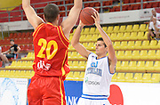 DESCRIZIONE : Skopje torneo  internazionale Italia - Montenegro<br /> GIOCATORE : Andrea Cinciarini<br /> CATEGORIA : nazionale maschile senior A <br /> GARA : Skopje torneo  internazionale Italia - Montenegro <br /> DATA : 25/07/2014 <br /> AUTORE : Agenzia Ciamillo-Castoria/