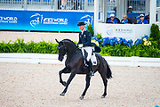Brett Parbery - DP Weltmiester<br /> FEI World Equestrian Games Tryon 2018<br /> © DigiShots