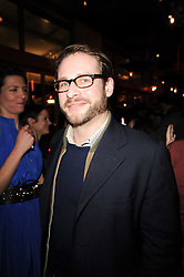 Interior designer JULIAN LAND at a party to celebrate the publication of Mexican Food Made Simple by Thomasina Miers held at Wahaca, Westfield Shopping Centre, London on 2nd February 2010.