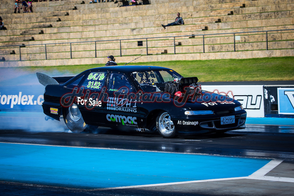 Frank Taylor - 3152 - Taylor Racing - Holden Commodore - Supercharged Outlaws (SC/S)