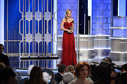 Jan 8, 2017 - Beverly Hills, California, U.S - BRIE LARSON presents the Golden Globe for BEST MOTION PICTURE, DRAMA at the 74th Annual Golden Globes Awards at the Beverly Hilton in Beverly Hills, CA on Sunday, January 8, 2017. (Credit Image: ? HFPA/ZUMAPRESS.com)