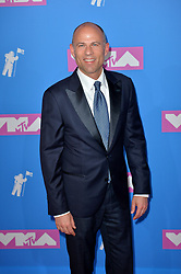 August 20, 2018 - New York, New York, United States - Michael Avenatti arriving at the 2018 MTV Video Music Awards at Radio City Music Hall on August 20, 2018 in New York City  (Credit Image: © Kristin Callahan/Ace Pictures via ZUMA Press)