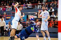 Muhamed Toromanovic - 08.04.2015 - Creteil / Montpellier - 20eme journee Division 1<br /> Photo : Anthony Dibon / Icon Sport