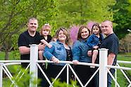 Phillips Family at Sayen Park Botanical Gardens