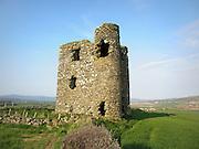 Burt Castle, Burt, County Donegal, Ireland, c.1580