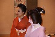 Japanese Geisha Kyoto, Japan