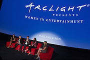 Lenee Breckenridge, Director of Public Relations, Ultimate Fighting Championship,  Judy Boyd, Leonard Armato, CEO and Founder, Management Plus Enterprises, Amy Stanton, Stanton and Company, and Jenn Brown, Moderator
