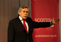 Brown calls SNP Tory Blue, Edinburgh, 16 June 2018