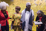 IFFY DAVIS, EL ANATSUI, OPENING OF THE GHANA PAVILION, Designed by David Adjaye, Opening of the Venice Biennale, Venice, 8 May 2019