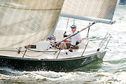 In 2014 Grimace was a recent addition to the Wickford Yacht Club's summer racing series.