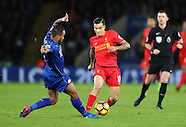Leicester City v Liverpool 27 Feb 2017