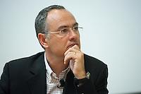 """02 JUL 2009, POTSDAM/GERMANY:<br /> Reiner Mauch, Mitgruender Consors, """"Kreative Zerstoerer der deutschen Wirtschaft"""", Konferenz der Financial Times Deutschland, Hasso-Plattner-Institut<br /> IMAGE: 20090702-01-133"""