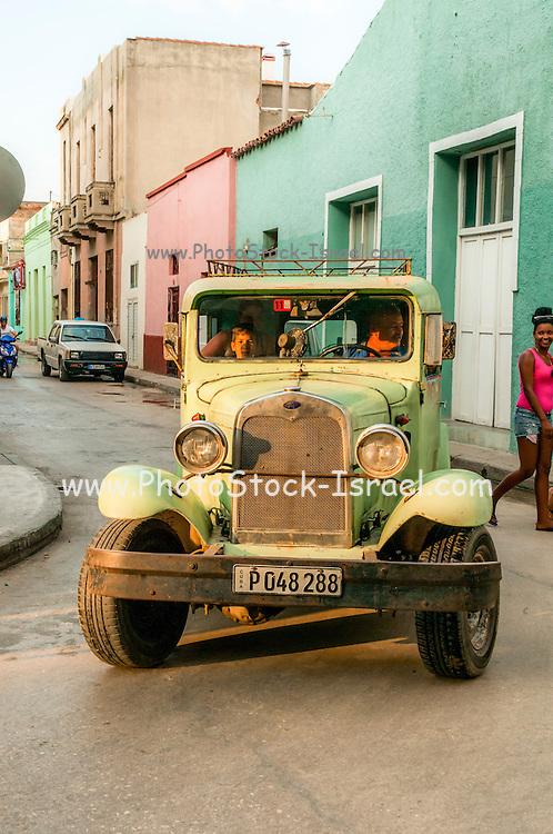 Cuba, Camaguey.
