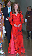 KATE Middleton & Prince William Attend UK_Bhutan Reception