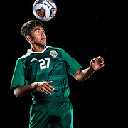 UVU Men's Soccer promo shots on the  Campus of Utah Valley University in Orem, Utah, Wednesday August 12, 2015. (August Miller, UVU Marketing)