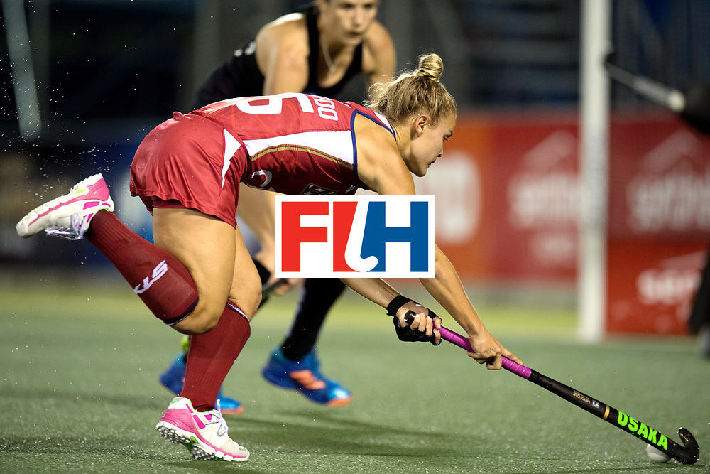 AUCKLAND - Sentinel Hockey World League final women<br /> Match id: 10300<br /> 10 New Zealand v USA<br /> Foto:  Nardo Casey Di.<br /> WORLDSPORTPICS COPYRIGHT FRANK UIJLENBROEK