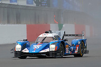 David Cheng (CHN) / Ho-Pin Tung (CHN) / Nelson Panciatici (FRA) #35 Baxi DC Racing Alpine Alpine A460 Nissan, WEC 6 Hours of Silverstone 2016 at Silverstone, Towcester, Northamptonshire, United Kingdom. April 16 2016. World Copyright Peter Taylor.