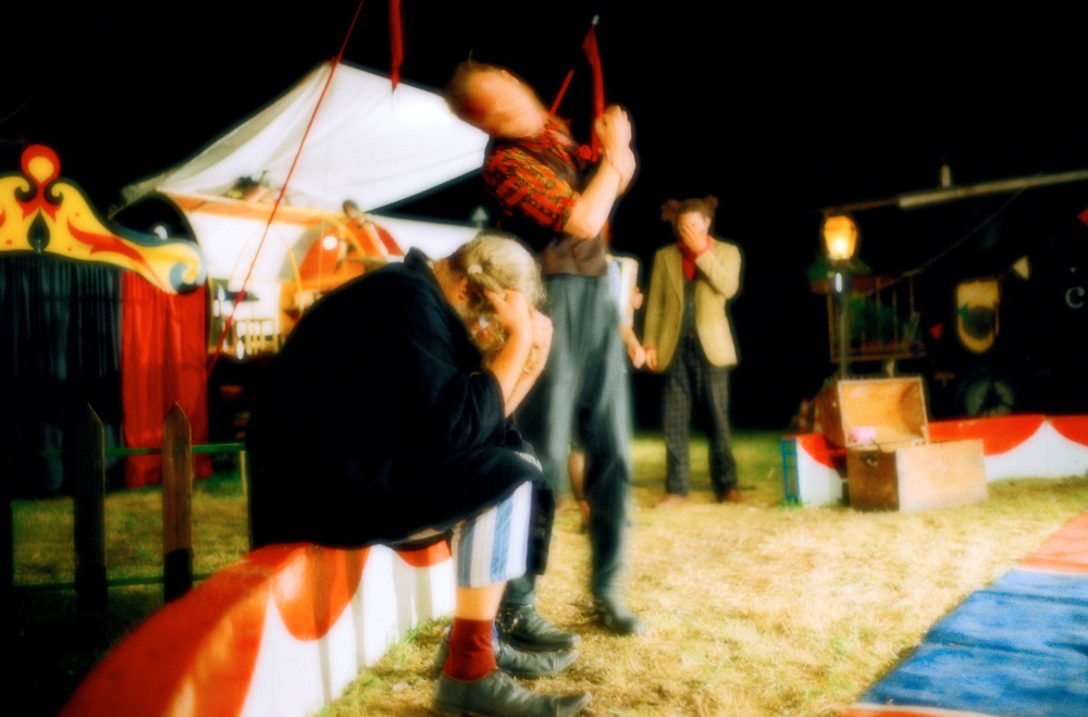 1997 - Veneto - Il Circo Bidone