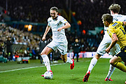 Leeds United defender Luke Ayling (2) during the EFL Sky Bet Championship match between Leeds United and Millwall at Elland Road, Leeds, England on 28 January 2020.