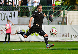 Alen Kozar of NS Mura during football match between NS Mura and NK Rudar Velenje in 13th Round of Prva liga Telekom Slovenije 2018/19, on October 20, 2018 in Mestni stadion Fazanerija, Murska Sobota , Slovenia. Photo by Mario Horvat / Sportida