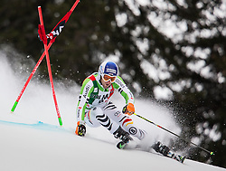 22.12.2013, Gran Risa, Alta Badia, ITA, FIS Ski Weltcup, Alta Badia, Riesenslalom, Herren, 1. Durchgang, im Bild Fritz Dopfer (GER) // Fritz Dopfer of Germany in action during mens Giant Slalom of the Alta Badia FIS Ski Alpine World Cup at the Gran Risa Course in Alta Badia, Italy on 2012/12/22. EXPA Pictures © 2013, PhotoCredit: EXPA/ Johann Groder