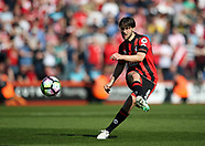 AFC Bournemouth v Middlesbrough - 22 April 2017