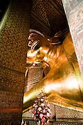 Reclining Buddha at Wat Pho, Bangkok