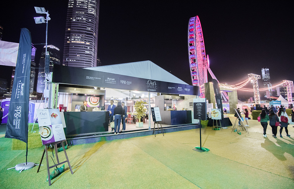 Event Highlight at Marriott Studio / Taste of HK 2018.<br /> Photo by MozImages