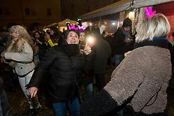 FESTEGGIAMENTI IN PIAZZA<br /> INCENDIO CASTELLO CAPODANNO 2020 FERRARA