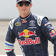 30 July 2011: Sprint Cup Series driver Kasey Kahne (4) gives a serious look  during the qualification session for the Brickyard 400 NASCAR Sprint Cup Series race at the Indianapolis Motor Speedway in Indianapolis, IN