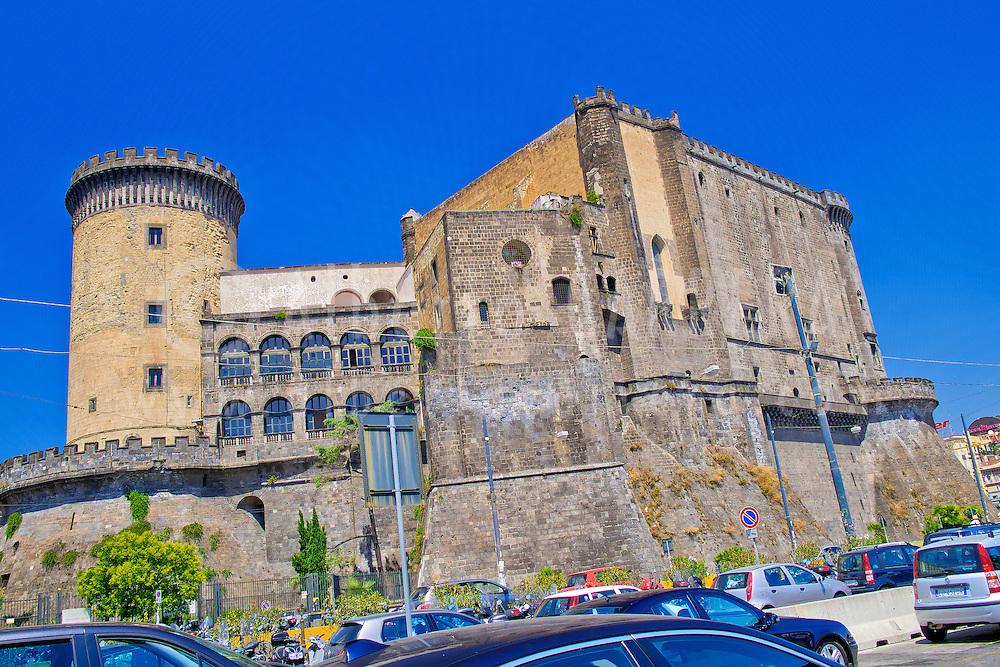Alberto Carrera, New Castle, Castel Nouvo, Naples, Campania, Italy, Europe