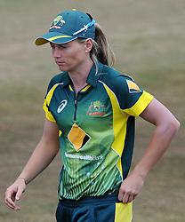 Australia's Meg Lanning - Photo mandatory by-line: Harry Trump/JMP - Mobile: 07966 386802 - 21/07/15 - SPORT - CRICKET - Women's Ashes - Royal London ODI - England Women v Australia Women - The County Ground, Taunton, England.