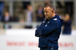 Sale Sharks' director of rugby Steve Diamond - Mandatory by-line: Matt McNulty/JMP - 15/09/2017 - RUGBY - AJ Bell Stadium - Sale, England - Sale Sharks v London Irish - Aviva Premiership