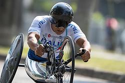 ZANARDI Alessandro, ITA, H5, Cycling, Time-Trial at Rio 2016 Paralympic Games, Brazil