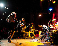 Ha Ha Tonka performs at Off Broadway in St. Louis on November 9, 2010