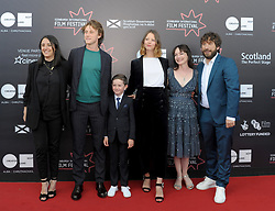 Edinburgh International Film Festival, Thursday, 21st June 2018<br /> <br /> THE SECRET OF MARROWBONE (UK PREMIERE)<br /> <br /> Pictured: Cast and Crew<br /> <br /> (c) Aimee Todd | Edinburgh Elite media