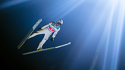 06.01.2015, Paul Ausserleitner Schanze, Bischofshofen, AUT, FIS Ski Sprung Weltcup, 63. Vierschanzentournee, Finale, im Bild Piotr Zyla (POL) // Piotr Zyla of Poland during Final Jump of 63rd Four Hills <br /> Tournament of FIS Ski Jumping World Cup at the Paul Ausserleitner Schanze, Bischofshofen, Austria on 2015/01/06. EXPA Pictures &copy; 2015, PhotoCredit: EXPA/ JFK