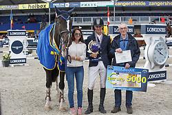 Van Mierlo Maikel, (NED), Earley<br /> Final 6 years old horses<br /> FEI World Breeding Jumping Championship <br /> Lanaken - Zangersheide 2015<br /> © Hippo Foto - Dirk Caremans<br /> 20/09/15