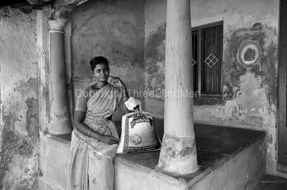 Tarangambadi (Tranquebar) was a small Danish Colony on the South East Coast of India.<br /> Tamil Nadu. South India.