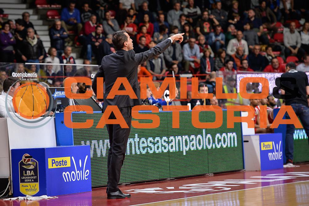 Bulleri<br /> Pallacanestro Cantu' - Dolomiti Energia Trento<br /> Basket serie A 2017/2018<br /> Varese 22/10/2017<br /> Foto Mattia Ozbot /Ciamillo-Castoria