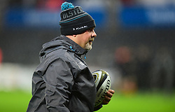 Ulster Rugby head coach Dan McFarland Guinness PRO14, Liberty Stadium, Swansea, UK 15/02/2020<br /> Ospreys vs Ulster Rugby<br /> <br /> Mandatory Credit ©INPHO/Alex James