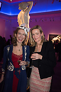 ROWAN PELLING, GEORGIA POWELL,Sotheby's Erotic sale cocktail party, Sothebys. London. 14 February 2018