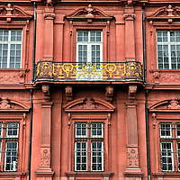 French Occupation of Deutschhaus in Mainz, Germany <br /> During the French Revolution in 1792, the French army occupied Mainz.  The Germans tried to declare their independence by announcing the formation of the Republic of Mainz from this balcony, but the French attacked 18 weeks later and imprisoned the republic's leaders for treason.  Two years later, the French seized the Deutschhaus and it was used as a palace by Napoléon Bonaparte.