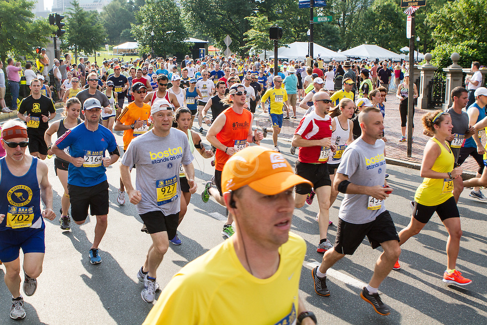 Boston Athletic Association 10K road race: