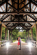 Kenny and Nicole Engagement | Wallace NC Photographers