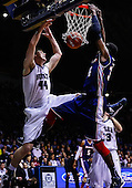 NCAA Basketball - Butler Bulldogs vs Duquesne Dukes - Indianapolis, In