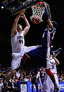 NCAA Basketball - Butler Bulldogs vs Duquesne Dukes - Indianapolis, In